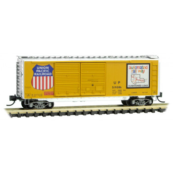 Micro Train 023 00 361 N Scale Union Pacific UP 40' Boxcar Road #519086