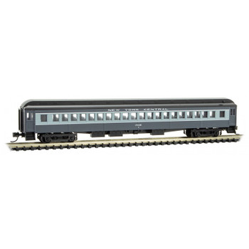 Micro Trains 160 00 130 N Scale New York Central 78' Passenger Car Road #1948