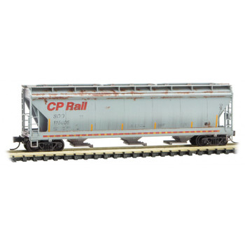 Micro Trains 993 05 690 N Scale Soo/CP Rail 'Picnic' Graffiti Boxcar Hopper 2 Pack