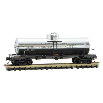 Micro Trains 065 00 066 N Scale Grape To Glass Pirrone Sons Wines Tank Car
