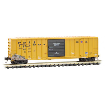 Micro Trains 025 45 561 N Scale Railbox Series 2 Car 7 National Tattoo Day