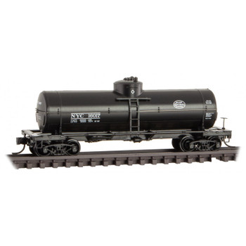 Micro Trains N Scale 065 00 106 New York Central NYC Tank Car Road Number 16017