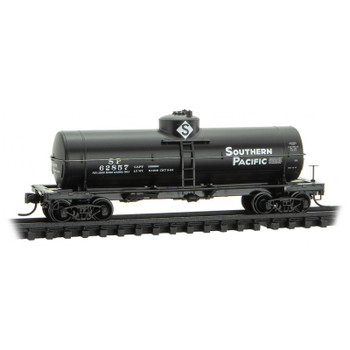 Micro Trains 065 00 126 N Scale Southern Pacific Tank Car Tanker Road # 62857