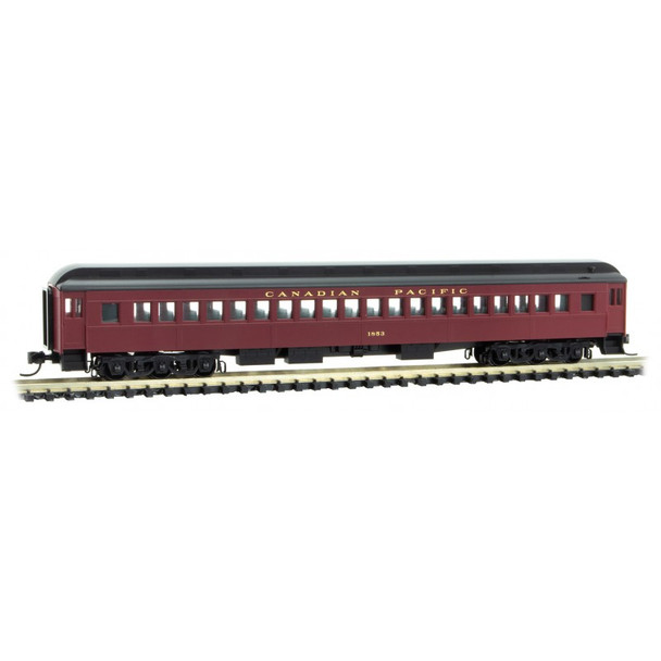 Micro Trains 160 00 080 N Scale Canadian Pacific Passenger Car Road #1853