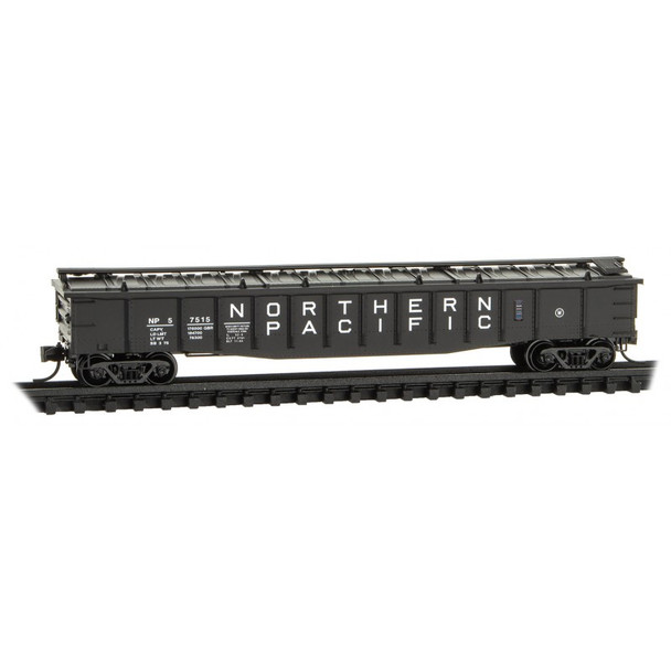 Micro Trains 106 00 140 N Scale Northern Pacific 50 Foot Gondola
