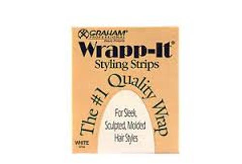Wrapp-It Styling Strips (White)