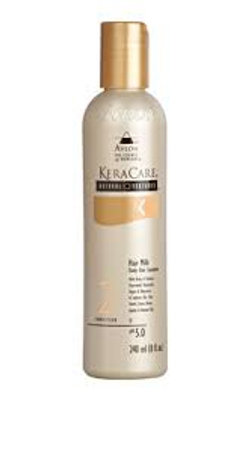 KeraCare Natural Textures Hair Milk 8oz.