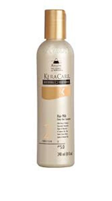 KeraCare Natural Textures Hair Milk 8oz.