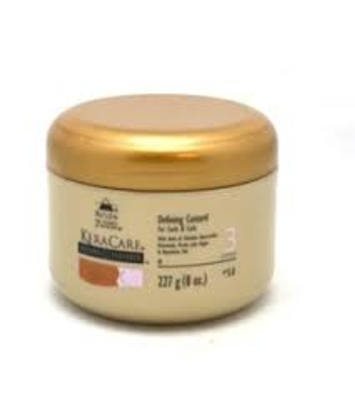 KeraCare Natural Textures Define Custard 8oz.