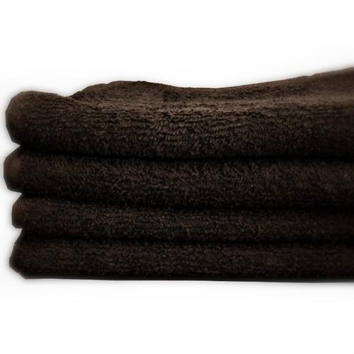 Towels Magna Plus Black 12pk