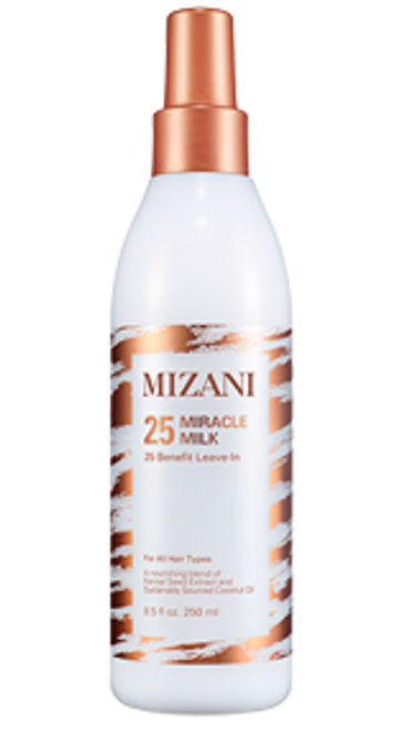 MIZANI 25 MIRACLE MILK 8.5OZ.