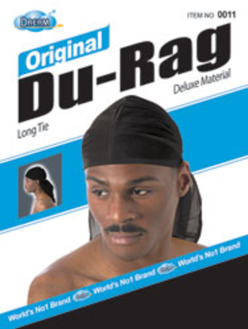 Dream Black Du-Rag