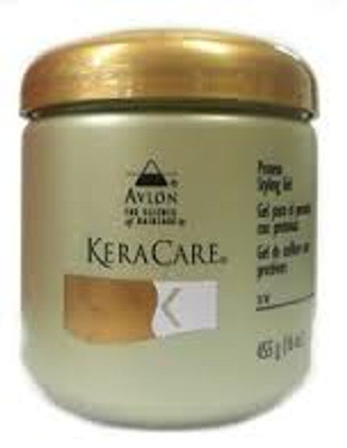 KeraCare Protein Styling Gel 16oz.