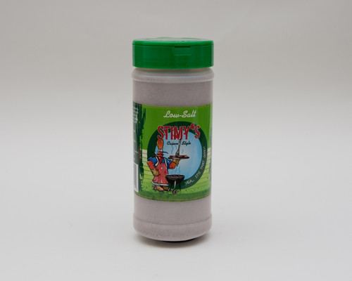 Low Salt Seasoning - 11oz Bottle