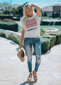 Waymaker Miracle Worker Soft Tee Oat