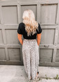 Circle Of Life Leopard Print Maxi Skirt CLEARANCE