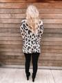New Comfy Leopard Print Open Cardigan