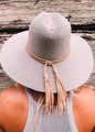 Down By The Banks Hat Grey