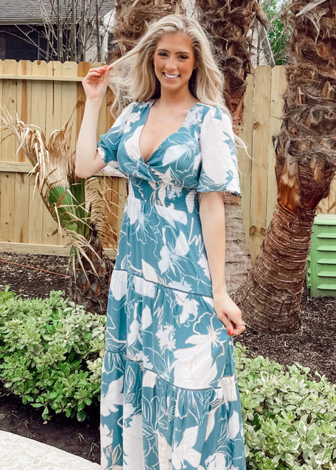 Find Me in the Tropics Maxi Dress