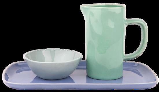 Antipasti Plate - Lilac