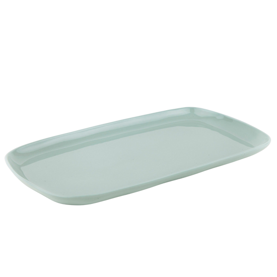 Antipasti Plate - Pale Blue