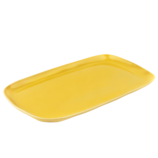 Antipasti Plate - Yellow