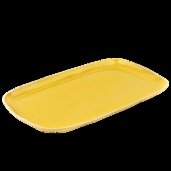Antipasti Plate - Yellow