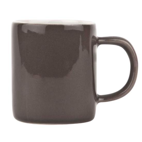 Espresso Cup - Charcoal (Pair)