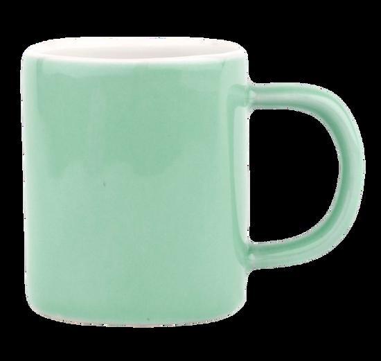 Espresso Cup - Mint (Pair)