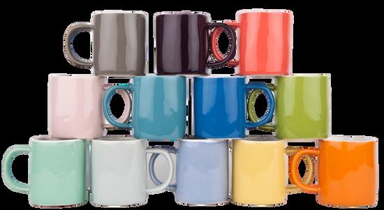 Espresso Cup - Pale Blue (Pair)