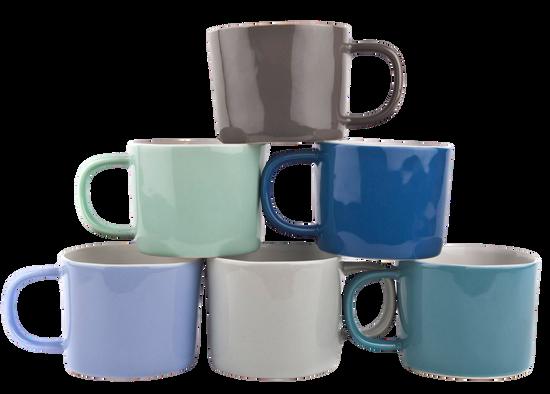 Mug - Pale Blue