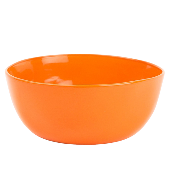 Large Dipping Bowl - Orange