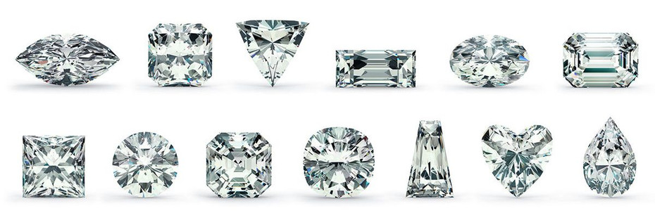 Choosing a Diamond Shape