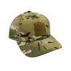 Officers Multicam OCP 6 Panel Ball Cap with Cloth Back (US Made)