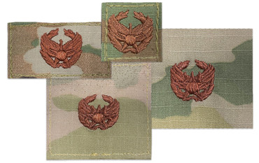 Multicam OCP Commander Patch (1x1, 1x2, 2x2 or Sew On)