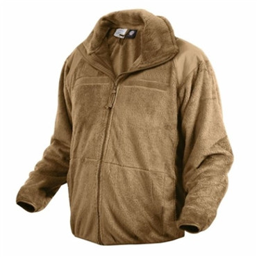 Coyote Brown Gen III Fleece Liner (For APECS Parka)