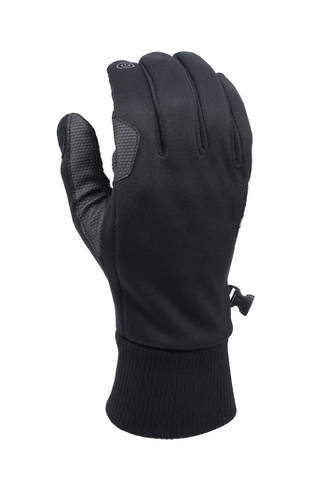 Black Cold Weather Touch Screen Glove By HWI Gear