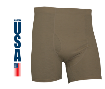 Tan 499 FR Phase 1 Boxer Brief by XGO