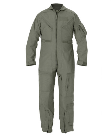 Sage Green Nomex Flight Suit (US Made)
