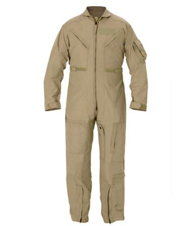 AF Tan Nomex Flight Suit CWU/27P (GSA Compliant)