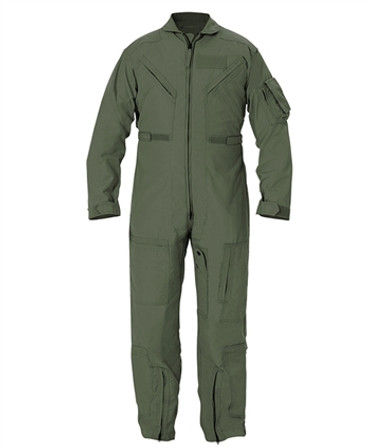 Freedom Green Nomex Flight Suit CWU/27P (GSA Compliant)