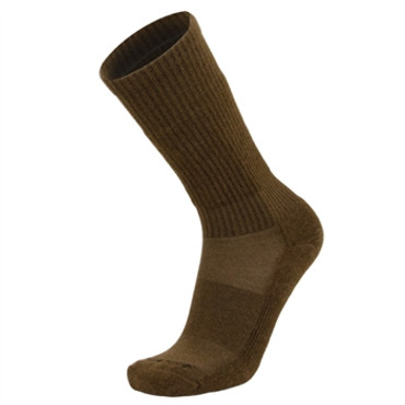 Coyote All Weather Compression Merino Wool Tactical Boot Socks by Legend