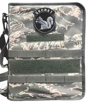 ABU Secret Squirrel Tactical Military Padfolio