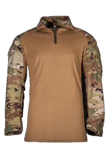 Scorpion OCP Decisive Action Uniform Combat Shirt with Tan 499 Body