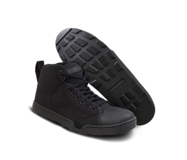 Black Maritime Mid Assault Boot By Altama