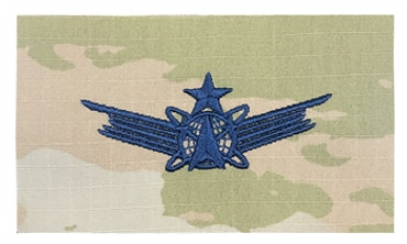 Multicam OCP Space Operations Functional Badge Sew On - Senior