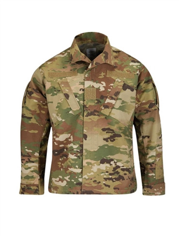 NFPA 100% Cotton OCP Coat
