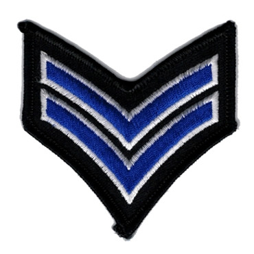 Corporal Chevron - Full Color