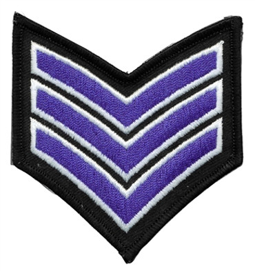 Sergeant Chevron - Full Color
