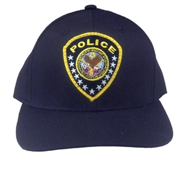 VA Police Hat w/Patch